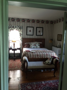 Our Room at the Thomas Shepherd Inn