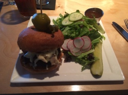 Hangover Burger; South Street Brewery; HistoryPresent