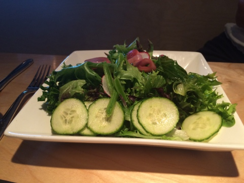 House Salad; South Street Brewery; HistoryPresent