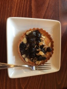 Blueberry Almond Tart; Paradox Pastry; HistoryPresent