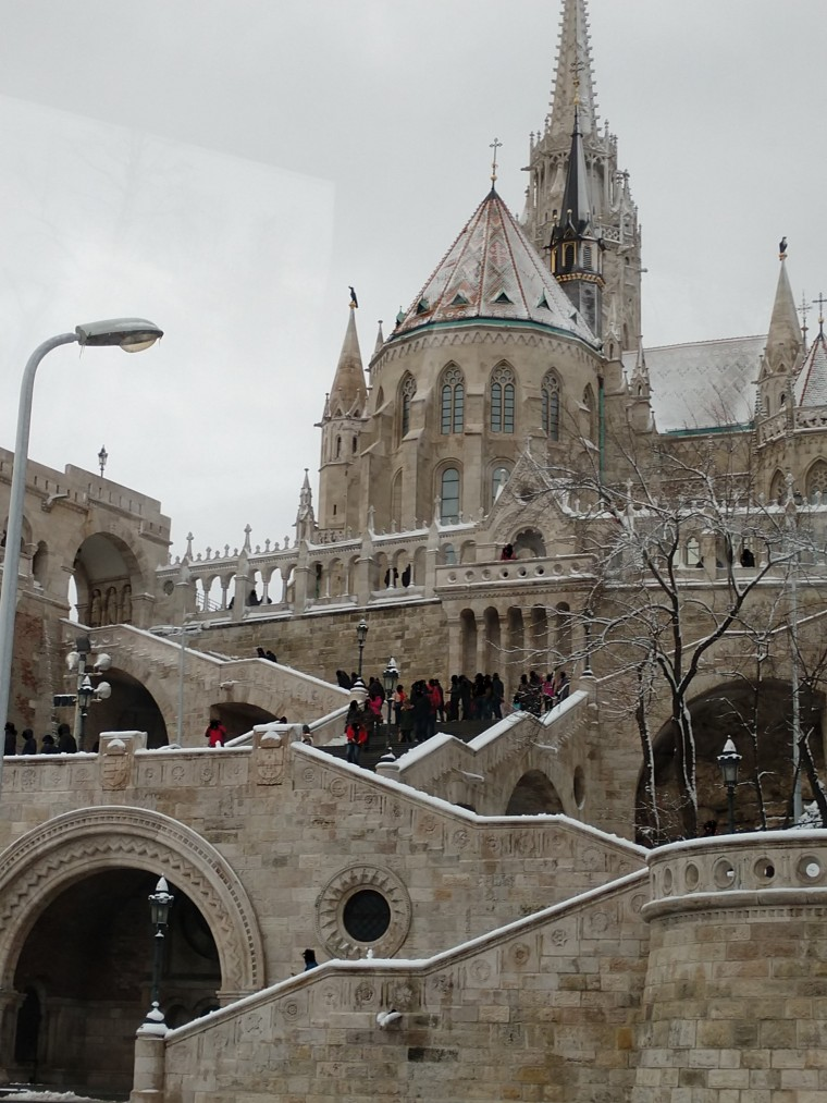 Fisherman's Bastion 3