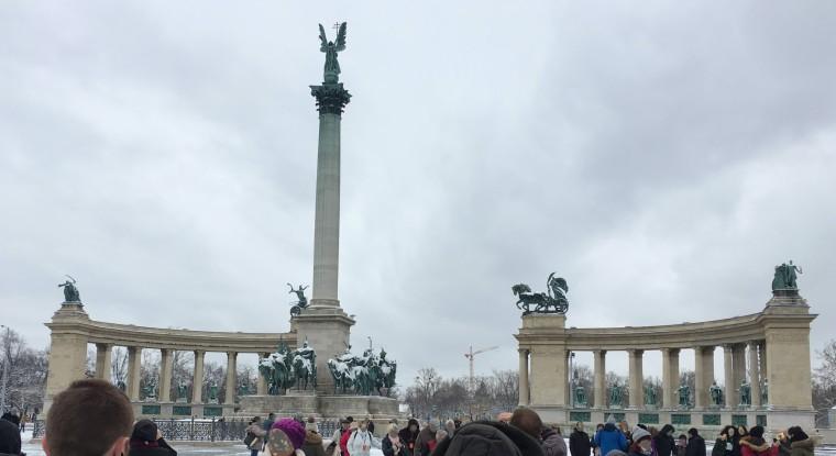 Kossuth Heros Square 3