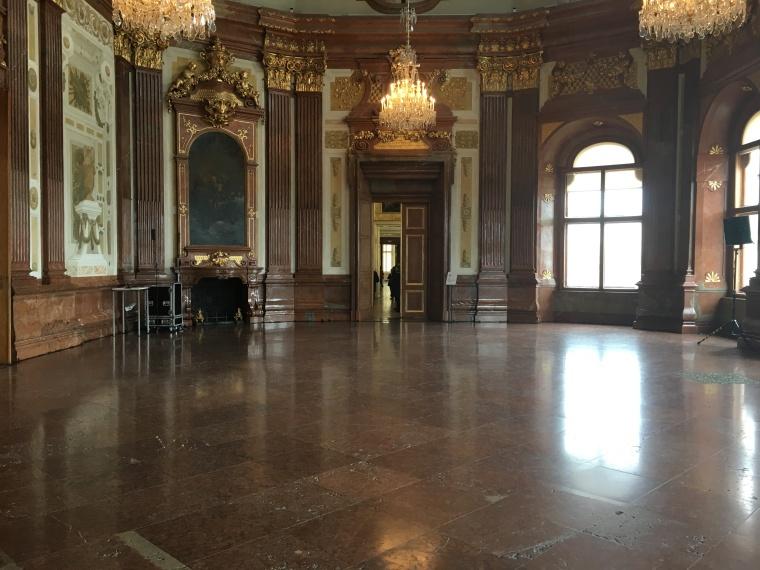 marble hall 1