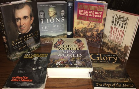 Mexican War Books