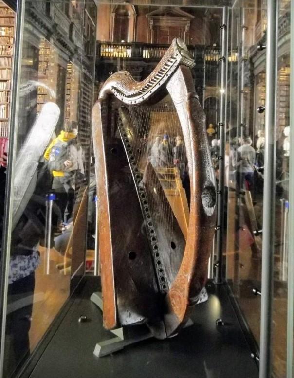 15th Century Harp