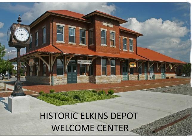 Elkins Western Maryland Station