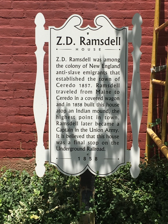 Ramsdell Story