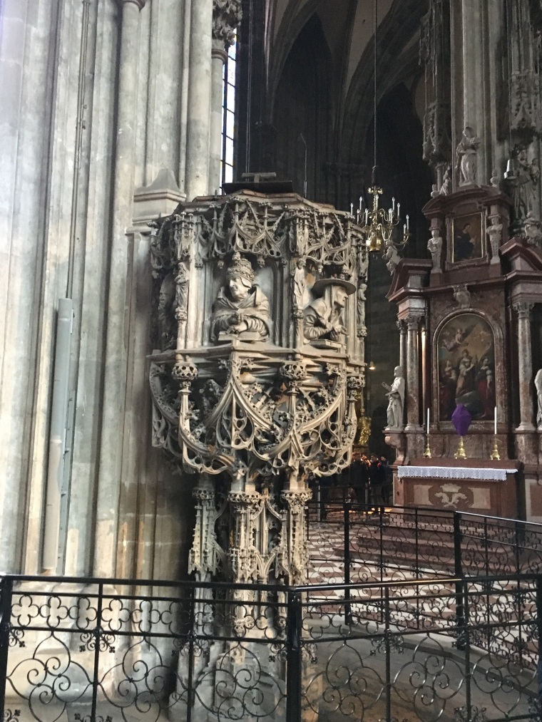 St Stephens Pulpit